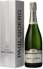 "Шампанское Paul Goerg, Brut ""Absolu"" Blanc de Blancs Premier Cru, gift box"