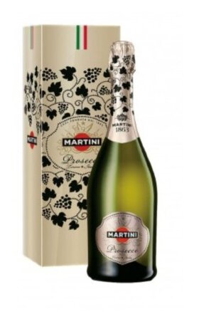 Просекко Martini Prosecco gift box 0.75л