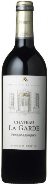 Вино Chateau La Garde Pessac-Leognan AOC, 2006