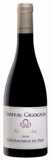 Вино Chateauneuf-du-Pape AOC Cuvee Cardinalice Chateau Gigognan 2005