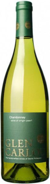 Вино Glen Carlou, Chardonnay, 2011