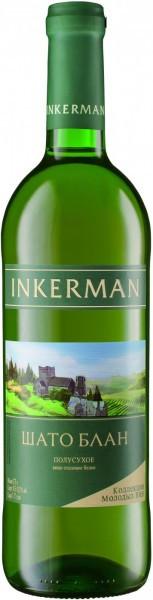 Вино Inkerman, Chateau Blanc
