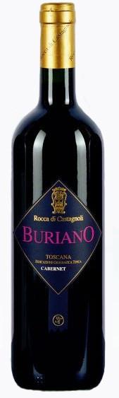 Вино Rocca di Castagnoli Buriano IGT 2000