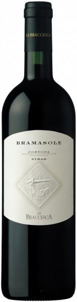 "Вино ""Bramasole"" Syrah, Cortona DOC, 2008"