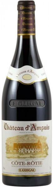 """Вино E. Guigal, Cote-Rotie """"Chateau d'Ampuis"""", 2001"""