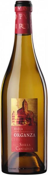 "Вино Sierra Cantabria, ""Organza"", Rioja DOCa, 2008"