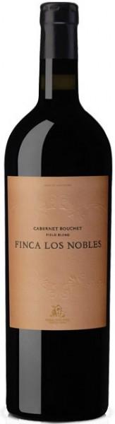 Вино Cabernet Bouchet Finca Los Nobles 2005