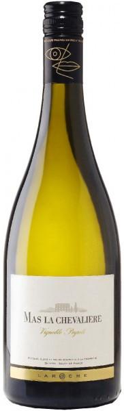 "Вино Domaine Laroche, ""Mas la Chevaliere"" Blanc, 2008"