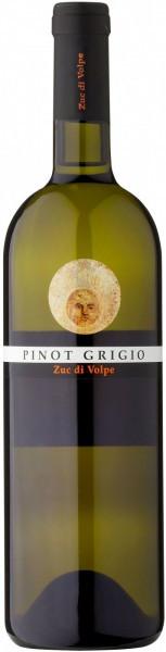 """Вино Pinot Grigio """"Zuc di Volpe"""" DOC, 2014"""