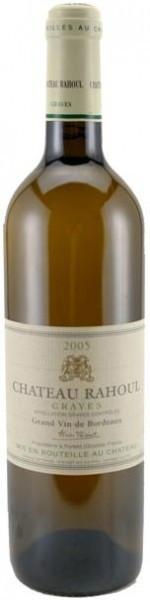 Вино Chateau Rahoul Graves AOC 2005