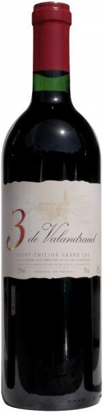 "Вино ""3 de Valandraud"", 2006"