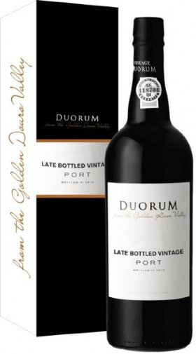 "Вино ""Duorum"" Late Bottled Vintage Port, 2010, gift box"