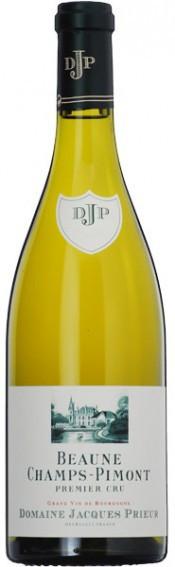 """Вино Domaine Jacques Prieur, Beaune Premier Cru """"Champs-Pimont"""" Blanc, 2009, 0.375 л"""