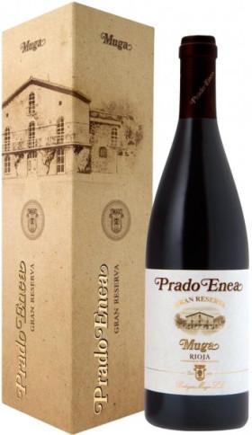 "Вино Muga, ""Prado Enea"" Gran Reserva, Rioja DOC, 2006, gift box, 1.5 л"