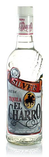Текила El Charro Silver, 0.75 л