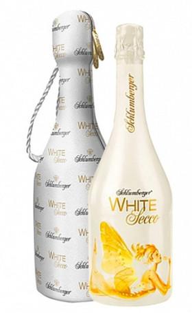Игристое вино Schlumberger White Secco 2014 0.75л