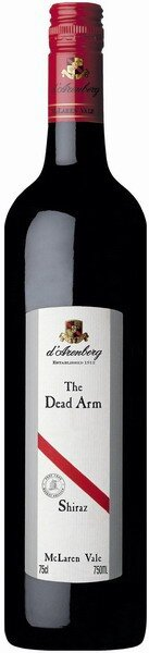 Вино d'Arenberg The Dead Arm, 2007