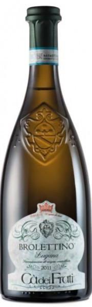 "Вино Ca dei Frati, ""Brolettino"", Lugana DOC, 2011, 0.375 л"