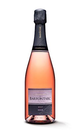 Шампанское Region de Baroville Barfontarc Rose Brut 0.75л