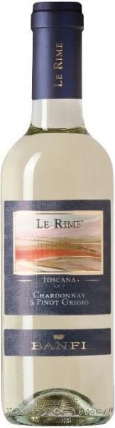 "Вино ""Le Rime"", Toscana IGT, 2014, 0.375 л"