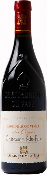 """Вино Domaine Grand Veneur, """"Les Origines"""", Chateauneuf-du-Pape AOC, 2011"""