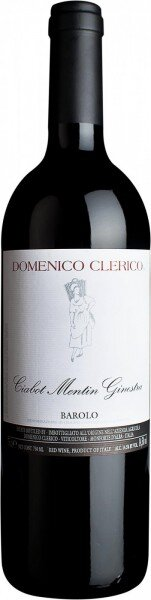Вино Domenico Clerico, Ciabot Mentin Ginestra, Barolo DOC, 2004