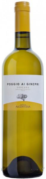 """Вино Argentiera, """"Poggio ai Ginepri"""" Bianco, 2011"""