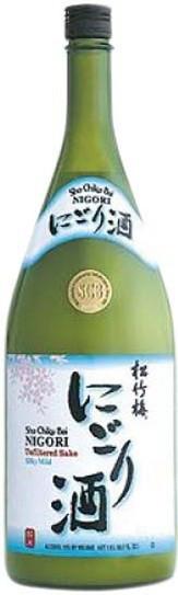 "Саке ""Sho Chiku Bai"" Nigori Silky Unfiltered, 1.5 л"