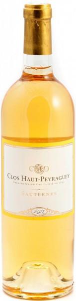 Вино Chateau Clos Haut-Peyraguey, Sauternes AOC 1-er Cru Classe, 2007