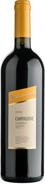"Вино Lamborghini La Fiorita ""Campoleone"", Umbria IGT, 2006"
