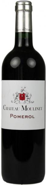 Вино Chateau Moulinet, Pomerol AOC, 2007