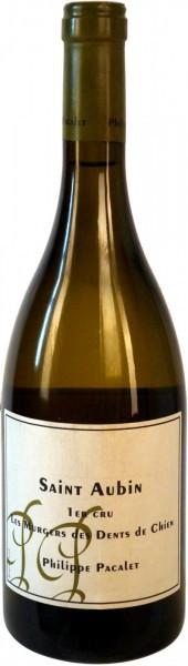 Вино Philippe Pacalet, Saint-Aubin Premier Cru Les Murgers des Dents de Chien, 2006