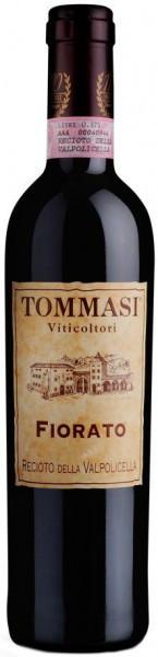 """Вино Tommasi, Recioto della Valpolicella DOC Classico """"Fiorato"""", 2011, 0.375 л"""
