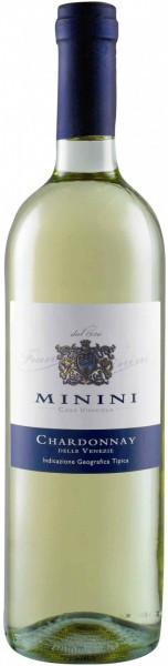 Вино Minini, Chardonnay, Venezie IGT, 2012
