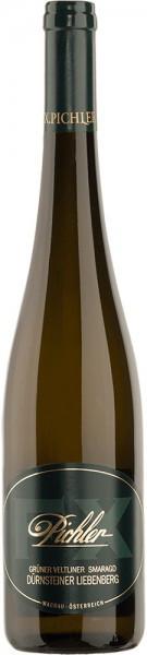 """Вино F. X. Pichler, Gruner Veltliner Smaragd """"Durnsteiner Liebenberg"""", 2013"""