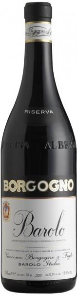 Вино Borgogno, Barolo Riserva DOCG, 1998