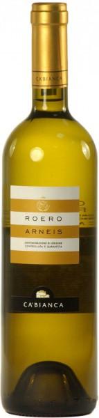 Вино Ca'Bianca, Arneis Roero, 2011