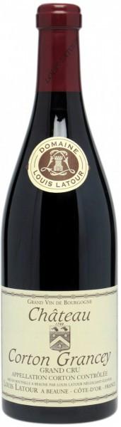 "Вино Louis Latour, Corton Grand Cru, ""Chateau Corton Grancey"", 2006"