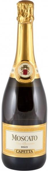 Игристое вино Capetta Moscato