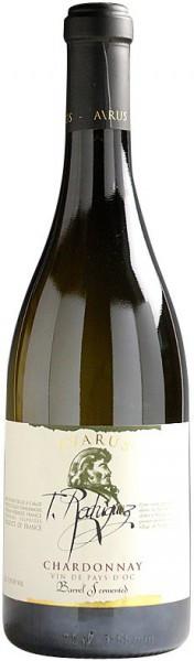 "Вино Le Prieure Saint Sever, ""Avarus"" Chardonnay, VdP d'Oc, 2012"