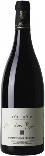 "Вино Domaine Georges Vernay, ""Maison Rouge"", Cote-Rotie AOC, 2006"
