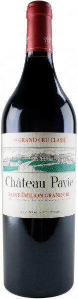 Вино Chateau Pavie Saint Emilion AOC 1-er Grand Cru Classe, 2010