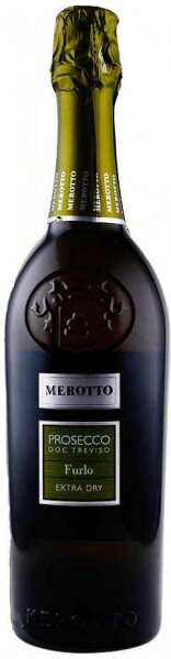 """Игристое вино Merotto, """"Furlo"""" Extra Dry, Prosecco DOC Treviso"""