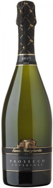 Игристое вино Santa Margherita, Brut Prosecco Superiore di Valdobbiadene DOCG