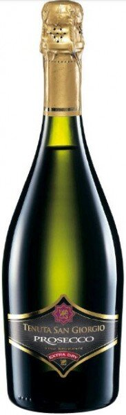Игристое вино Tenuta San Giorgio, Prosecco Spumante Extra Dry, Treviso DOC