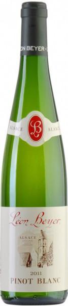 Вино Leon Beyer, Pinot Blanc, Alsace AOC, 2011