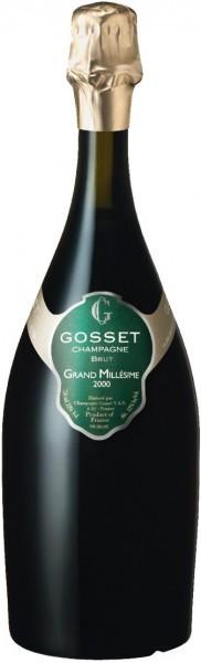Шампанское Brut Grand Millesime, 2000