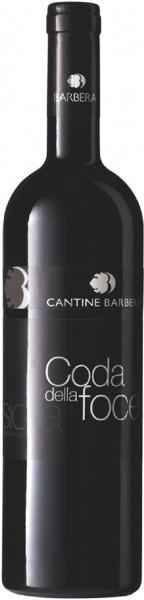 """Вино Cantine Barbera, """"Coda della Foce"""", Menfi DOC, 2007"""