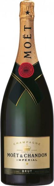 "Шампанское Moet & Chandon, Brut ""Imperial"", 1.5 л"