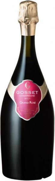 "Шампанское Brut ""Grand Rose"""